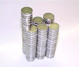 Disc-style Rare Earth Button Magnets