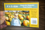 Magnetic Happy Snaps, Hard Pocket Magnetic Photo frames