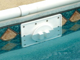 Screw Tight® Swimming Pool Skimmer Cover Gasket