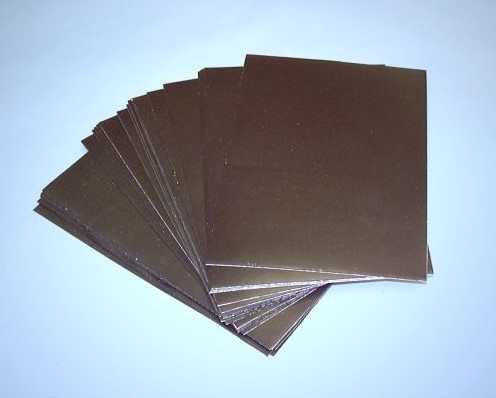 "5"" x 7"" self-adhesive magnet sheets"