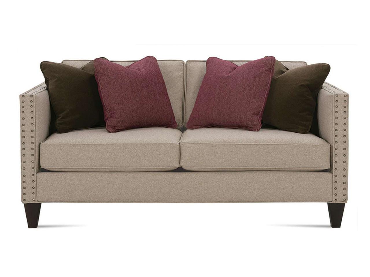 Fraizer Loveseat | Upholstered Apartment Sofas, Loveseat ...