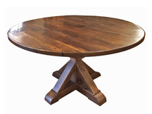 Silverlake Garden Pedestal Dining Table