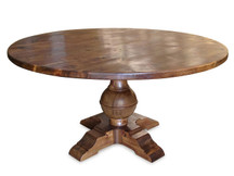 Silverlake Globe Pedestal Dining Table