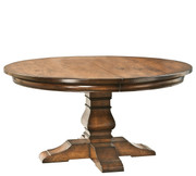 Manchester Tuscany Pedestal Dining Table