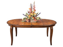 Manchester Oval Dining Table
