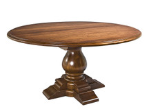 Manchester Vaz Grande Pedestal Dining Table
