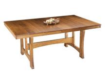 Glenwood Gaspar Trestle Dining Table