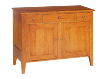 Glenwood Williamsport Wide Cabinet