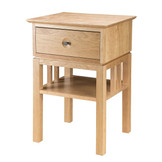 Glenwood Merano Low Profile Nightstand