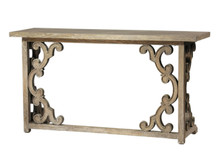 Unionworks Filigree Console Table
