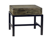 Unionworks Greywash Side Table