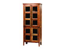 Unionworks Vineyard Glass Cabinet
