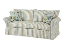 Katya 2-Seat Slipcovered Sofa