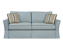 Davis 2-Seat Slipcovered Sofa