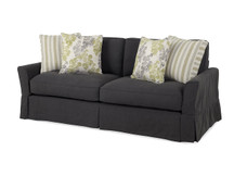 Davis 2-Seat Grande Slipcovered Sofa
