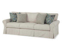 Alison 3-Seat Grande Slipcovered Sofa