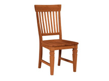 Ridgewood Tall Java Dining Side Chair