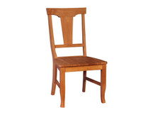 Ridgewood Panel-Back Dining Side Chair