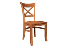 Ridgewood X-Back Dining Chair