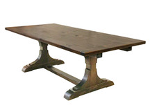 Silverlake Verona Trestle Dining Table