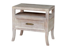 Gatehouse Night Table with French Legs
