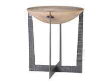 Gatehouse Drum Side Table
