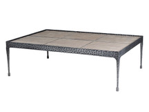 Gatehouse Iron-Frame Coffee Table