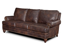 Bradington Young Carrado Leather Sofa