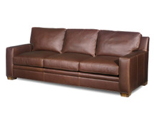 Bradington Young Hanley Leather Sofa