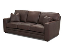 Stockton Vail Leather Sofa