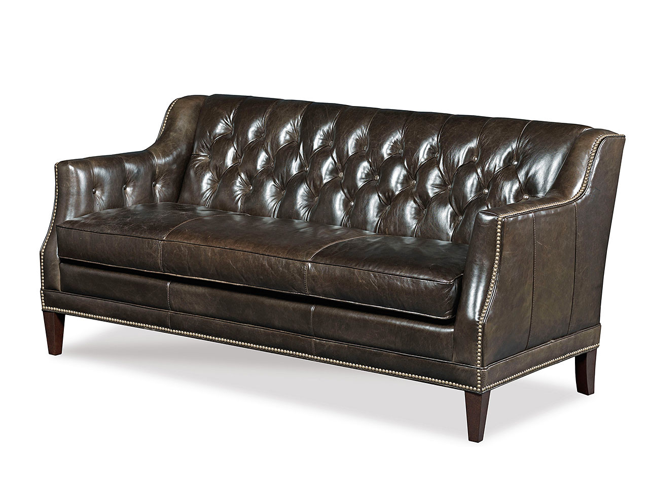 Balmoral Blair Apartment Leather Sofa | Country Willow