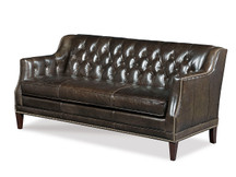 Balmoral Blair Apartment Leather Sofa