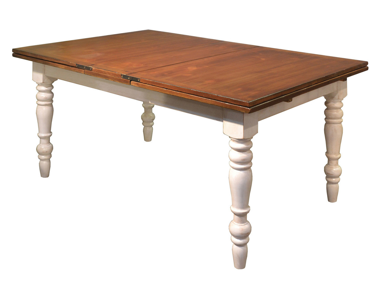 Claremont Butterfly Extension Dining Table Image 1