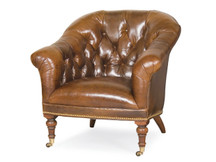 Carly Leather Chair