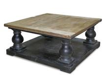 Sierra August Square Coffee Table