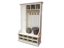 Silverlake Small Mudroom Organizer