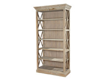 Fairview Open Bookcase