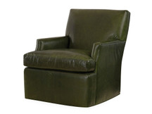 Lenox Leather Swivel Chair