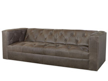 Douglas Leather Sofa