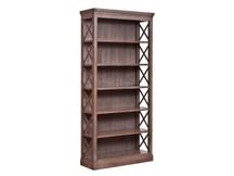 Manchester Saltire Bookcase
