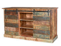 Unionworks Vineyard Sliding Door Cabinet