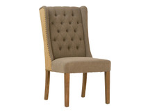 Unionworks Clinton Washed Grey Dining Chair
