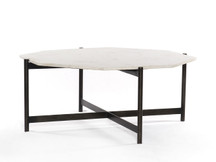 Fulton Amalfi Coffee Table - Textured Grey