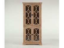 HTM Borla Tall Glass Cabinet