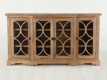 HTM Borla Glass Cabinet