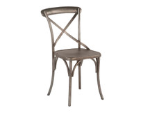 HTM Henley Bentwood X-Back Dining Side Chair