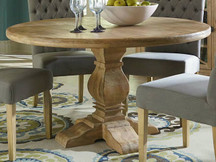 HTM Borla Round Dining Table