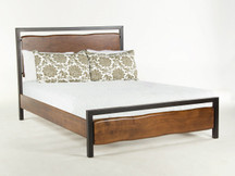 HTM Addison Bed - 13700FASPBQWN