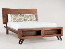 HTM Berkley Bed - 13700FLLPBQWN