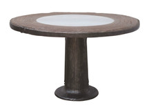HTM Urban Round Dining Table with Marble
